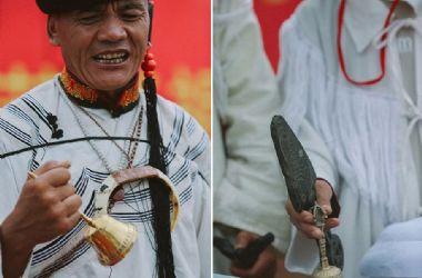 探秘火把节 | 一个外乡人的彝文化初体验