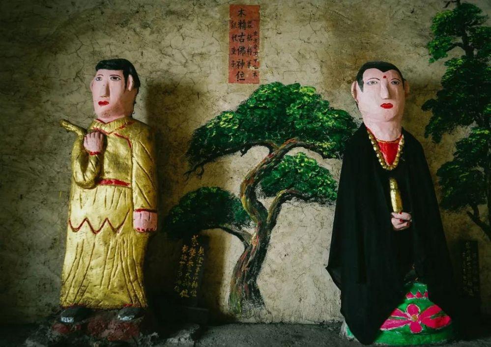 李慧琴丨神灵虽萌, 畏之则灵